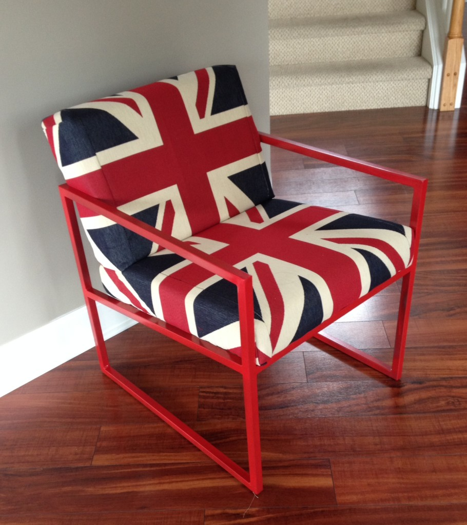 Union Jack Chair Redux